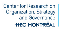 Center for Research on Organisation, Strategy and Governance Logo